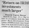 Financial Express, 23.9.86